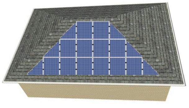 Triangular Panels Now Available Lothian Renewables